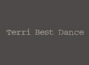 StirStudios Portfolio | Terri Best Dance