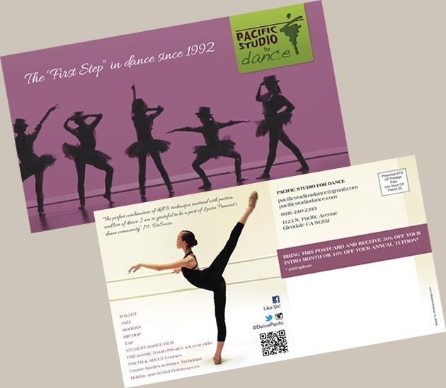 StirStudios Print Portfolio   Pacific Studio for Dance