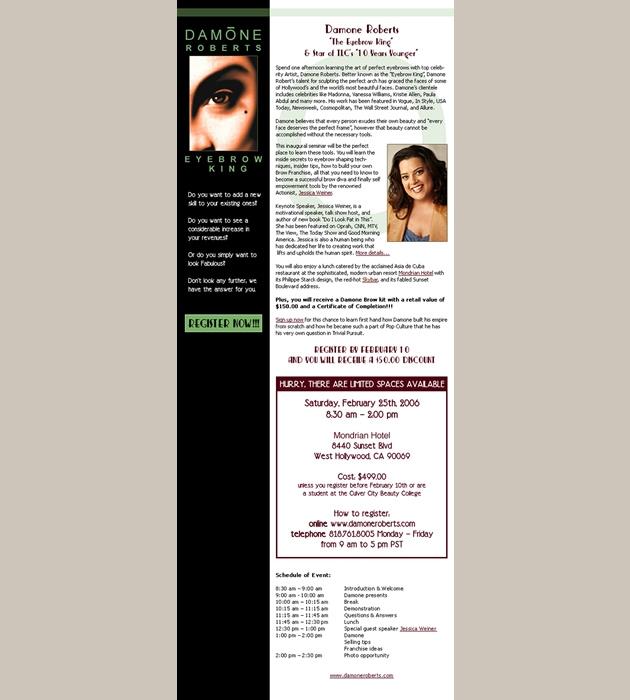 StirStudios Web Portfolio | Damone Roberts