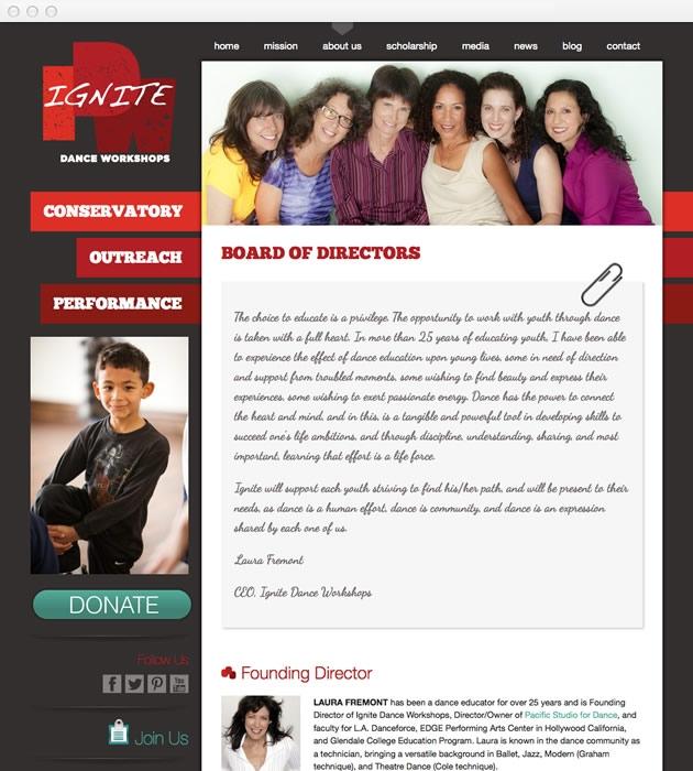 Character Design Portfolio Websites : Clients ignite dance workshops stir studios